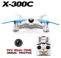 F16107/8 MJX X300C Headless Modo FPV RC Zangão 2.4G 6 eixo UAV RC Quadcopter com Câmera HD Embutido Apoio Real-time Vídeo FS