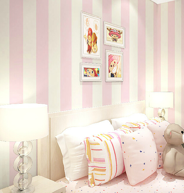 Girl Wallpaper For Bedroom: Download Pink Wallpaper For Walls Gallery
