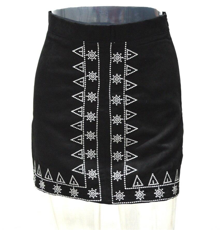 HTB1JyPTPpXXXXasXFXXq6xXFXXX4 - FREE SHIPPING  Women Skirt Retro Tight Short Faux Leather JKP124