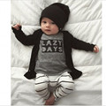 Full Length Baby Clothes Cotton Roupa Infantil Unisex Baby Romper Letter Baby Boy Girl Clothes Next Newbron Clothes Rompers
