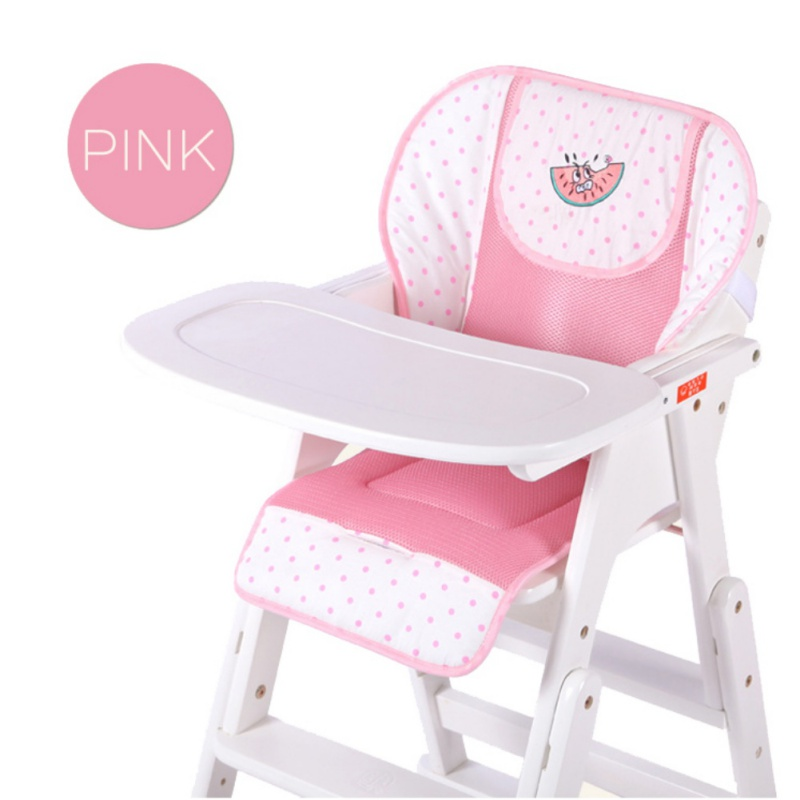 Baby Stroller Accessories Cartoon Baby Chair Cushion Baby Warm