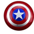 The Avengers Captain 32CM America Shield Light-Emitting Toy  shield Red/Blue zy032