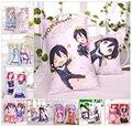 Otaku Zone-3 Moeyu Anime 24 PCS Japonês Que Abraça O Corpo Pillow Case Capa Fronha de Almofada Da Cama Fronha 2WAY Tecido 35*55 cm