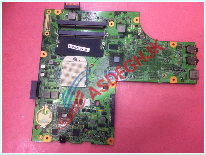 Original FOR Dell FOR Inspiron 15R M5010 Main board DDR3 CN-0YP9NP YP9NP 0YP9NP 100% work perfectly 815248 501 main board for hp 15 ac 15 ac505tu sr29h laptop motherboard abq52 la c811p uma celeron n3050 cpu 1 6 ghz ddr3