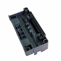 For Epson DX5 Solvent Printhead Manifold/Adapter Printer head cap For Stylus Photo R1900/R2880/R2000
