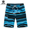 2017 Striped Board Shorts for man Beach Shorts Men Clothes Plaid Shorts Quickly Bermuda Sea shorts Masculina Asia size M-XXL