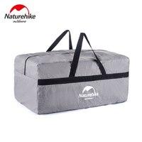 NatureHike Factory Sell 100L High Quality Nylon Luggage Bag High Capacity Travel Organizer Bag Camping Buggy
