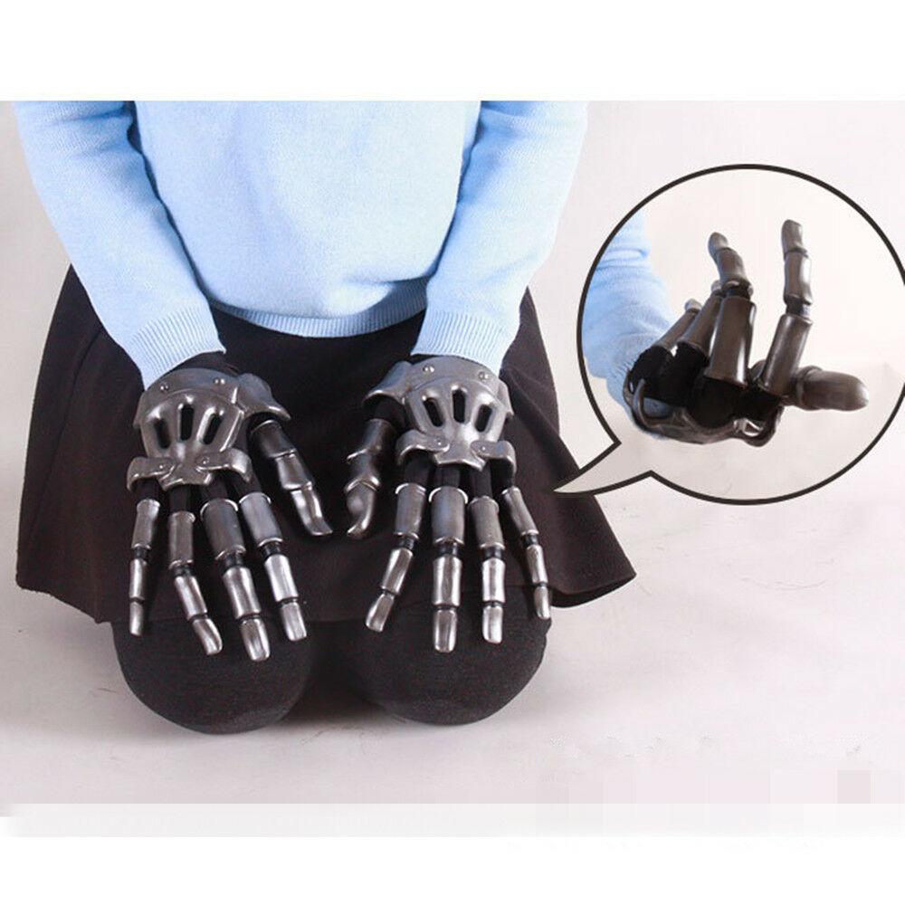 Violet Evergarden Cosplay Prop ABS Mecha Gloves Shuko Slender Artificial