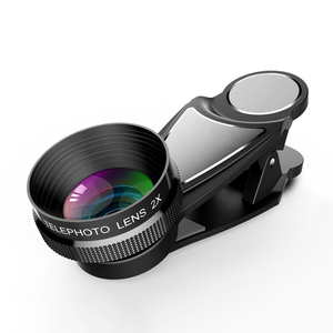 Image 5 - HD 2X Teleconverter Telescope Lens 65mm Telephoto Zoom Phone Camera Lens For Huawei p20 lite nova 3 All Smartphone