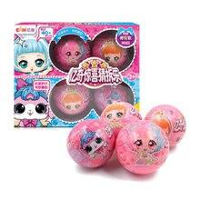 Original LOL Dolls DIY Eaki Educational Toy Baby Pet Dolls Pet  Box Children Birthday Toys for Children A012 baby toys