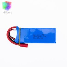 7.4V 2500mAh Li-Po Battery SYMA X8 X8C X8W X8G Round TypeRC Drone Quadcopter Spear Parts Remote Control Toy
