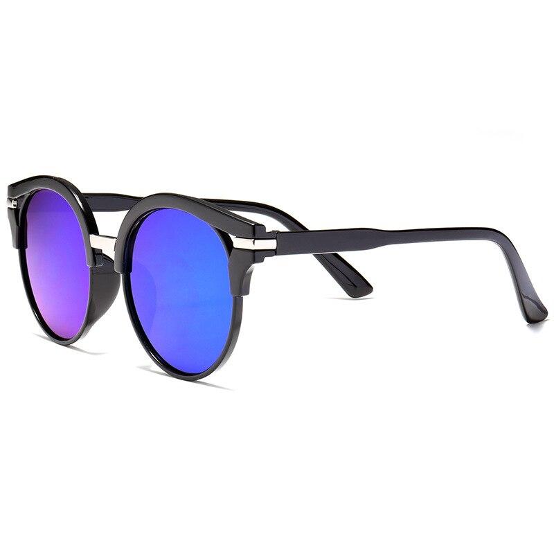 2019 nuevas gafas de sol de mujer de moda gafas de sol redondas - Accesorios para la ropa - foto 3
