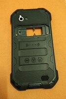 Original Back Frame Shell Case Loud Speaker For Blackview BV6000 MT6755 Octa Core 4 7 HD