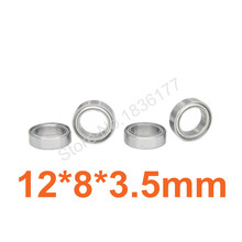 WLtoys Parts A949 36 12 8 3 5 Ball Bearings Upgrade Parts for 1 18 RC