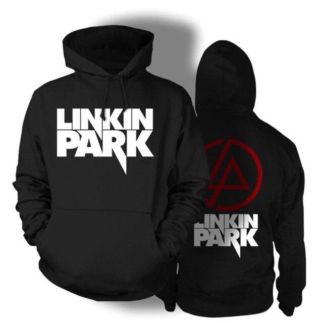 Толстовка худи Linkin Park 2