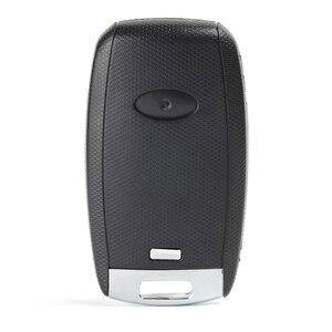 Image 2 - KEYECU חכם מרחוק מפתח Fob 3 כפתור 433MHz ID46 שבב לקאיה K5 Sportsge 2013 2014 2015 2016 FCCID: 95440 3W600