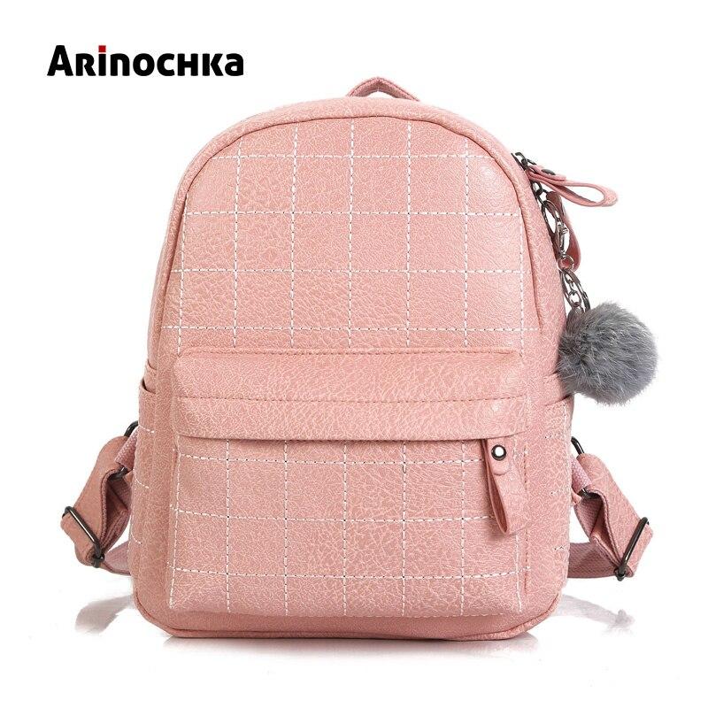 bde0b3b533 Detail Feedback Questions about Mini backpacks for teenage girls bolsa  feminina mochila mochilas women s plaid backpack transparent Backpack  female small a ...