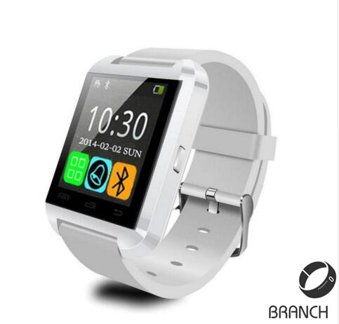 Original U8 Bluetooth font b Smart b font font b Watch b font Android WristWatch for