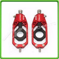 Aluminum Motorcycle Chain Tensioner Adjuster Fit For YAMAHA T MAX 530 TMAX 530 T MAX 530