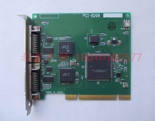 1 year warranty  New original  has passed the test   PCI-8208
