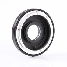 Hersmay – bague dadaptation pour objectif Canon FD/FC, pour Nikon D810 D750 D7200 D3300 D5500 dslr, corps dappareil photo avec verre + capuchons len