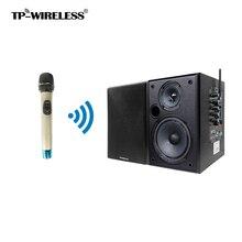 TP-Беспроводной 2.4 ГГц цифровой Беспроводной PA Системы Беспроводной микрофон и Динамик для конференц-зал/церковь/классе