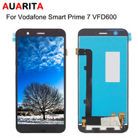 5pcs Lot Black Full LCD Display Touch Screen Digitizer Assembly For Vodafone Smart Prime 7 VFD600