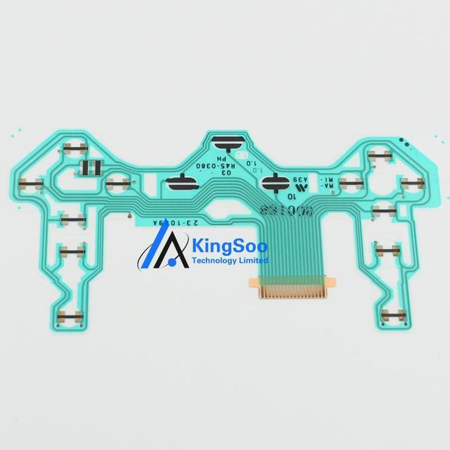 repair part for playstation 2 ps2 m controller pcb ribbon circuit