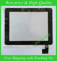 "For Digma iDsD8 3G Tablet Capacitive Touch Screen 8"" inch PC Touch Panel Digitizer Glass MID Sensor Free Shipping