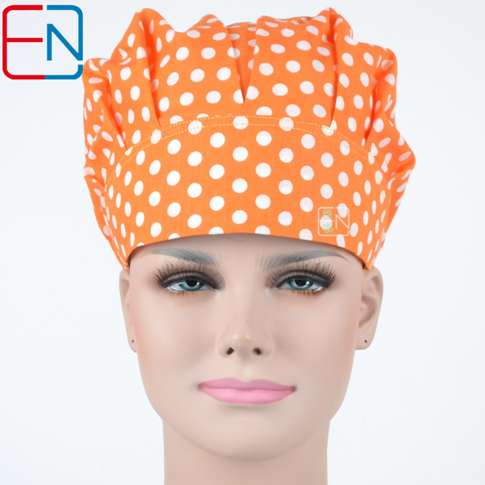 Brand  Medical Bouffant OR Scrub Cap Surgical Surgery Hat