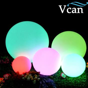 50cm Best Quality RGB Light Christmas Ball Decorations VC-B500