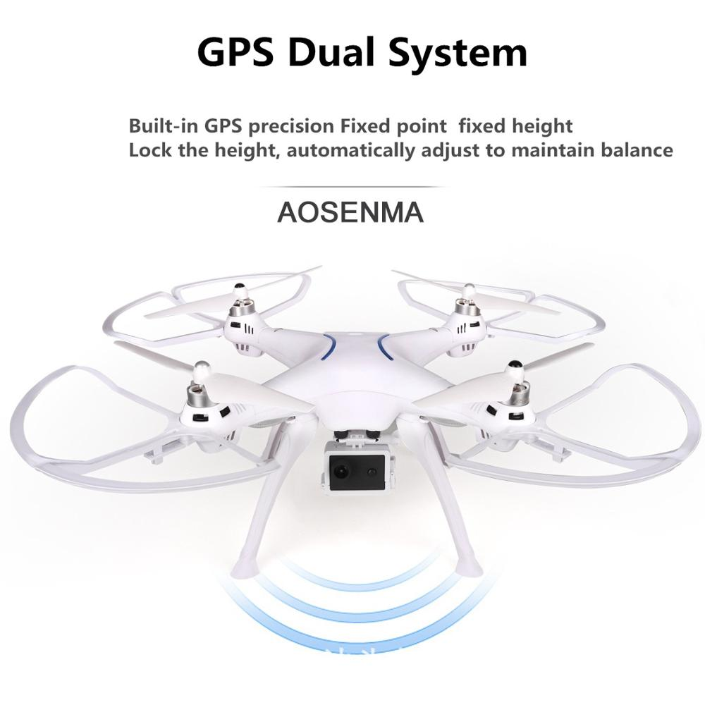 Drones Brushless Dual GPS 5G FPV HD Camera 170° Wide Wide angle Large field Of View Selfie Drone High Quality quadcopter RC Toys image