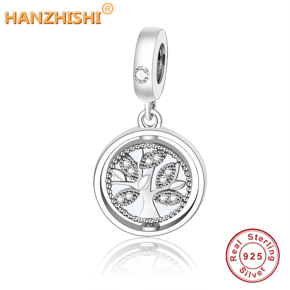Jewelry Gift for Women and Girls Glitzs Jewels 925 Sterling Silver Necklace Italian, Crystal Charms
