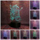 3D Illusion Led Lamp...