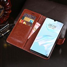Business Case Huawei P30 Pro Case PU Leather Cover For Huawei P 30 P30 Lite Wallet Case Anti-knock Flip Cover huawei honor 8c business case pu leahter cover for huawei honor8c wallet flip case anti knock phone cover