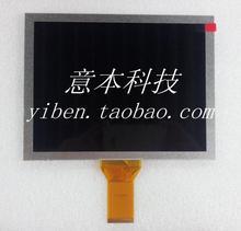 The new group creates original 8-inch LCD screen AT080TN52 V.1 General EJ080NA-05B car DVD navigation