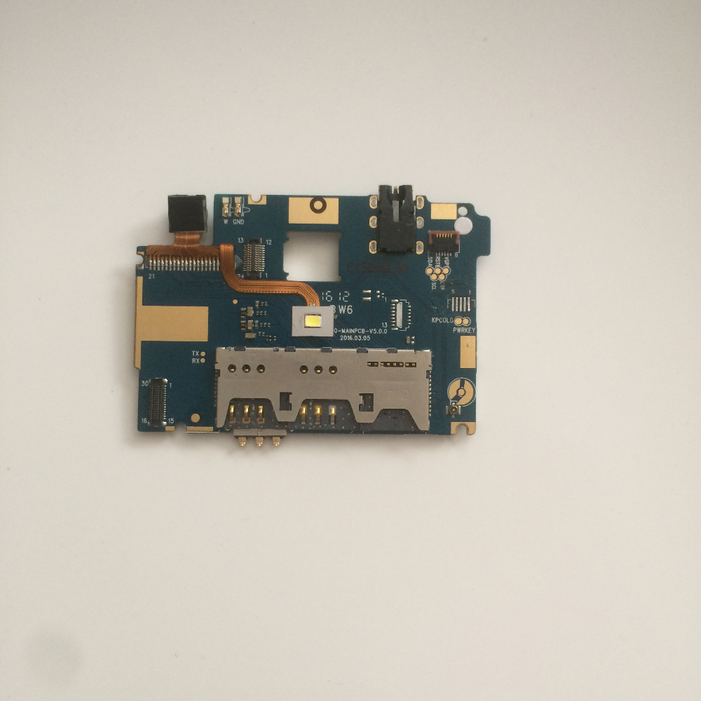 Used Mainboard 1g Ram 8g Rom Motherboard For Homtom Ht7 5