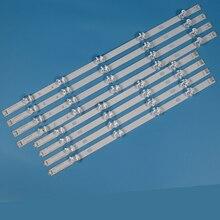 ТВ Подсветка полосы для LG 42LB620V 42LB6200 светодиодный набор для определения уровня Подсветка бары для LG 42LB620V-ZE 42LB6200-ZE 42LB620V-ZD лампы полосы