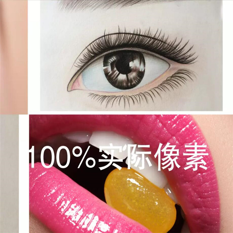 Fashion semi permanent eyebrow lip nail professional production mural wholesale wallpaper mural poster photo wall in Fabric Textile Wallcoverings from Home Improvement
