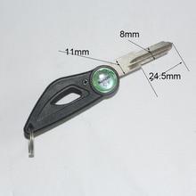 Складной ключ пустой с логотипом Бенелли для TNT300 TNT600 BN251 BN302 BN600 Stels Flame200 Keeway RK6 RKV код VLC VLM 125 150 200