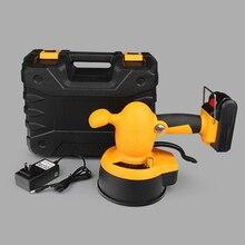 Электрический инструмент для плиточного покрытия инструменты для напольной плитки Автоматическая Тротуарная Плитка инструмент наклейки для напольной плитки керамическая плитка для стен ванной комнаты