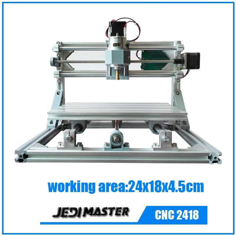 CNC 2418 GRBL DIY CNC font b machine b font work area 24x18x4 5cm 3 Axis