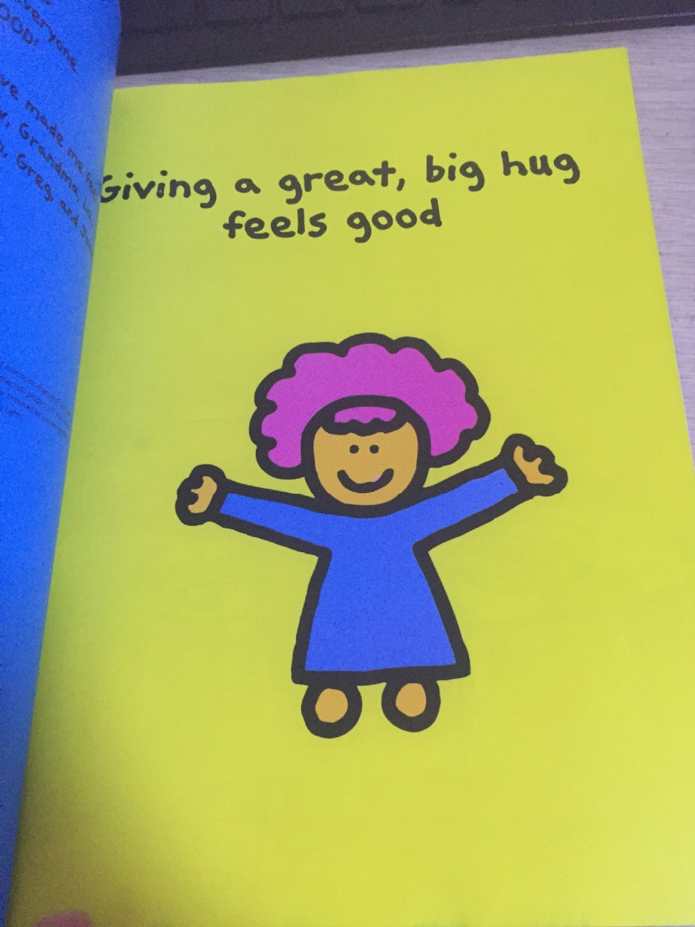 The feel good book English original picture books childres kids ...