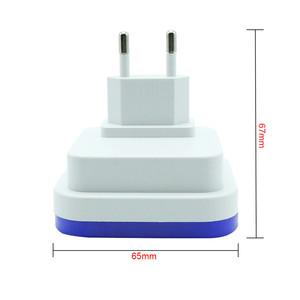 Image 5 - Thrisdar Light Sensor LED Night Light โคมไฟ EU/US ปลั๊กไฟ 0.5 วัตต์ห้องนอนข้างเด็ก nursery Light