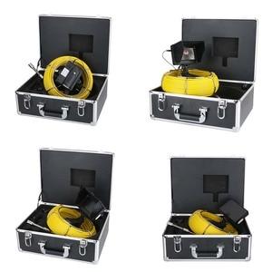 Image 2 - MAOTEWANG 4.3 אינץ 22mm כף יד תעשייתית צינור ביוב פיקוח וידאו מצלמה IP68 Waterproof 1000 TVL מצלמה עם 6W LED
