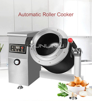 Commercial Electric Stir Frying Cooker Automatic Multi Wok Intelligent Robot Cooking Machine Kitchen Cookware CCJ NO3C