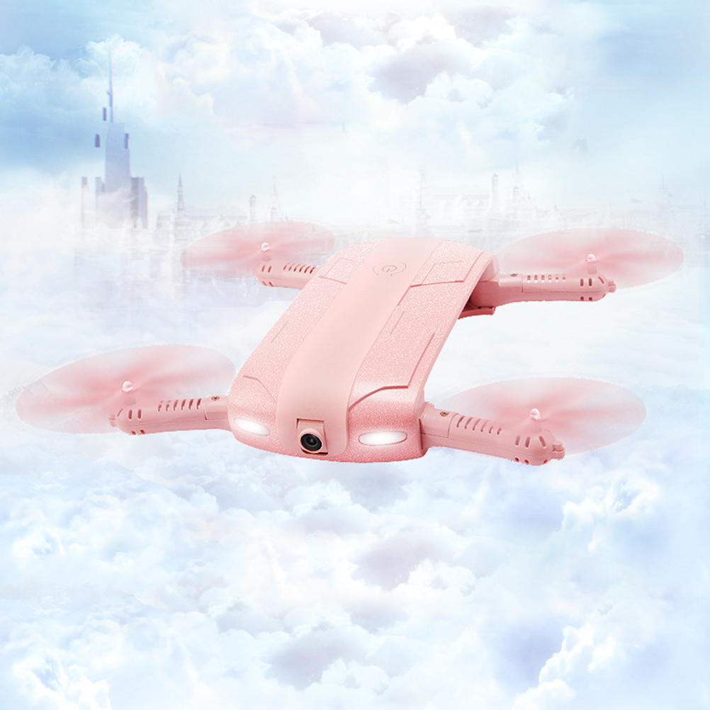 Leorx JJRC H37 Mini Baby Elfie Selfie 720P WIFI FPV W/ Altitude Hold Headless Mode G-Sensor RC Drone Quadcopter Helicopter RTF jjrc h37 elfie rc quadcopter foldable pocket selfie drone with camera