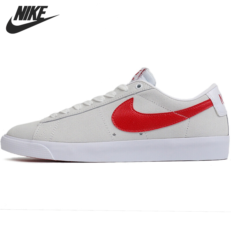Original New Arrival NIKE SB ZOOM BLAZER LOW GT Men's Skateboarding Shoes Sneakers