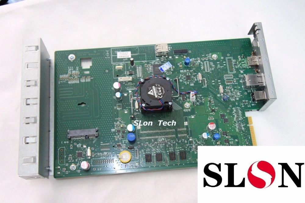 B5L04-67908 B5L04-60001 for HP Officejet Pro X585 Printer Formatter Board main board for hp officejet pro 8600 formatter board cm749 cm749 80001 wifi card 1150 7946