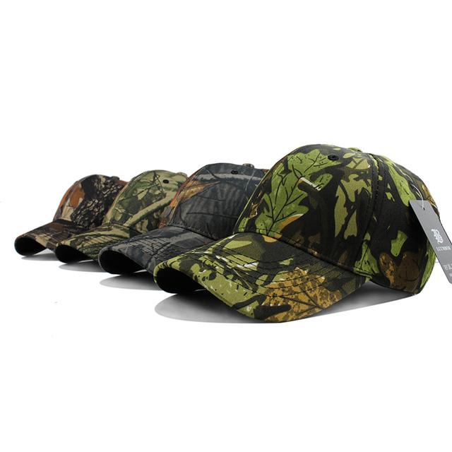 Real Tree Unisex Baseball Caps